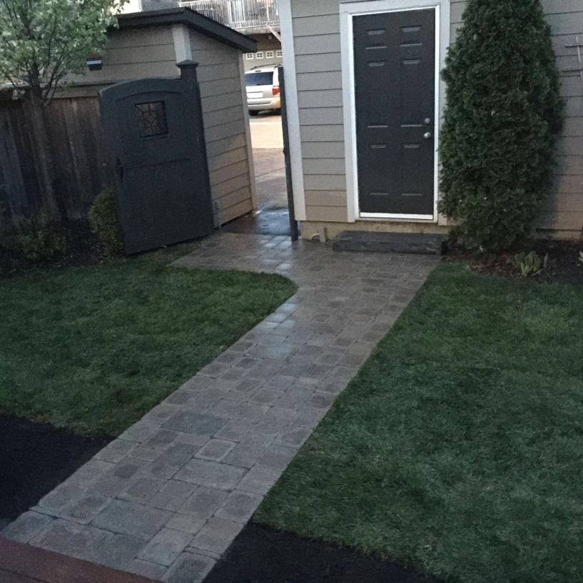 Backyard Interlocking