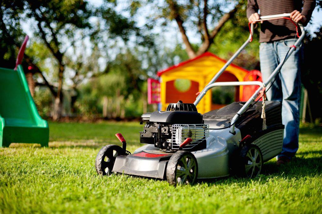 ISR Gardening Grass Mowing Services