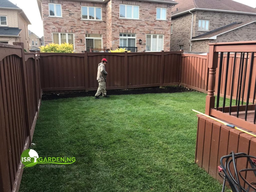 Lawn Care and Maintenance by ISR Gardening Services Toronto
