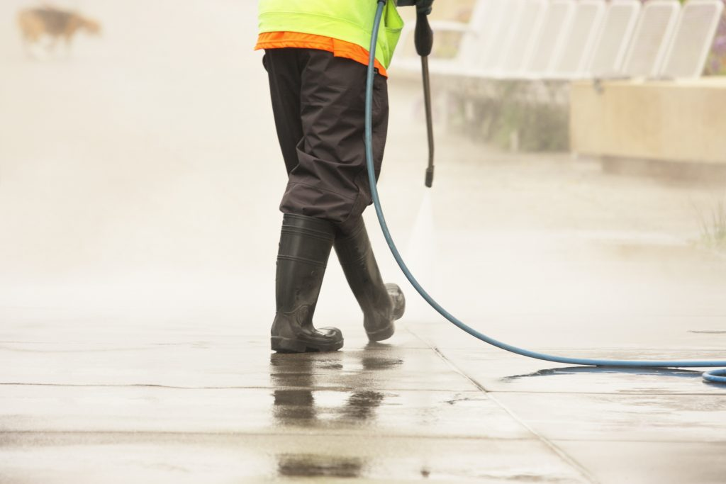 Power Washing Services by ISR Gardening