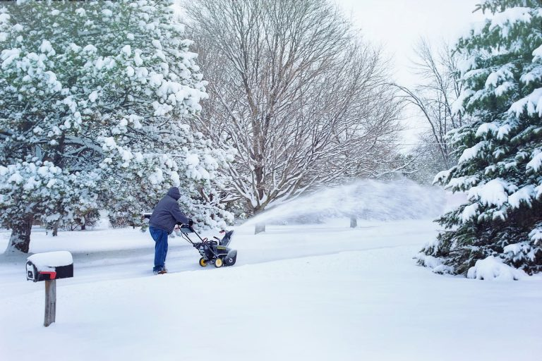 Snow Removal by ISR Gardening Services Toronto